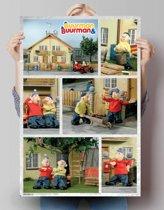 Buurman & Buurman - Poster 61 x 91.5 cm