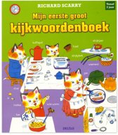 Deltas Mijn Groot Kijkwoordenboek 27 Cm Katja Senner