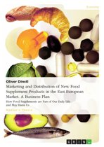 Marketing and Distribution of New Food Supplement Products in the East European Market. A Business Plan
