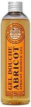 Oléanat Douchegel abrikoos BIO (250 ml)