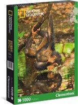 Clementoni Chimpanzee - National Geographic 1000stuk(s)