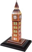 3D Puzzel Big Ben LED (28)