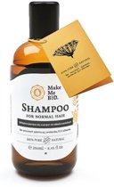 MakeMeBio® Shampoo For Normal Hair 250ml.