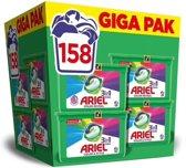 Ariel 3-in-1 Pods Color Reveal en Color & Style - GIGA PACK - 158 Pods