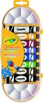 Crayola 8 Tubes tempera verf