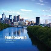 Philadelphia Calendar 2020: 16 Month Calendar