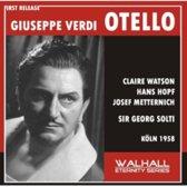 Verdi: Otello (Sung In German, Cologne Radio 1958)