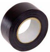 Effast Afdichtingstape PVC tape zwart 20m x 5cm