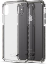 SoSkild Defend Heavy Impact Case Transparant voor iPhone X | Xs