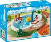 Afbeelding van PLAYMOBIL  Zwembad  - 9422 speelgoed