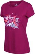 Regatta-Wmns Fingal IV-Outdoorshirt-Vrouwen-MAAT XS-Bordeaux