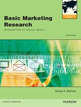 Basic Marketing Research