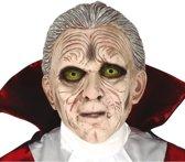 Dracula/vampier horror masker van latex - Halloween verkleed maskers - Enge maskers