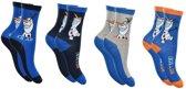 4 paar sokken van Disney Frozen Olaf maat 31/34