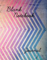 Blank Notebook Journal