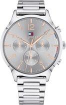 Tommy Hilfiger TH1781871 Horloge - Staal - Zilver - Ø 38 mm