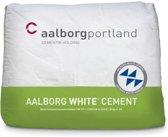 Aalborg Portland 25 kg wit cement