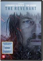 DVD cover van The Revenant
