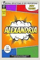 Superhero Alexandria