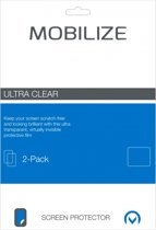Mobilize Clear 2-pack Screen Protector Samsung Galaxy Tab A 10.5