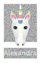 Alexandra's Unicorn Notebook