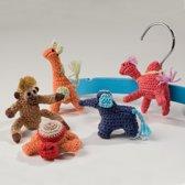 Hoppa - Play Minipopjes Met Giftbag - Jungle - One size