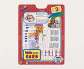Speelgeld en Creditcard