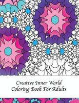 Creative Inner World Coloring Book for Adults