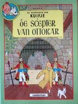 Kuifje hardcover 2 verhalen in een boek de scepter van Ottokar en de zaak zonnebloem