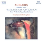 Scriabin: Preludes Vol. 2