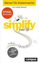 9783593374413 - Werner Tiki Kustenmacher - Simplify your life