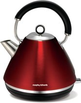 Morphy Richards Retro Accents 102004EE - Waterkoker - Rood