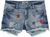 Cars Jeans Meisjes Jeans Short Dinah - Stone Used - Maat 128