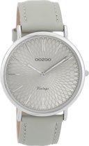 OOZOO Vintage C9333 - Grijs - 40mm