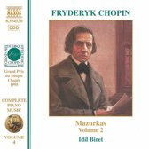 Chopin: Piano Music Vol.4