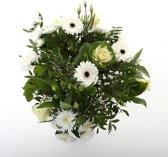 Bloemen Boeket Kim Extra Large White (20 takken)