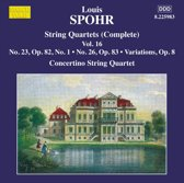 Quartets Nos. 23 And 26, Variations, Op. 8