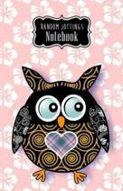 Random Jottings Notebook- prudence