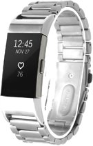 watchbands-shop.nl RVS bandje - Fitbit Charge 2 - Zilver