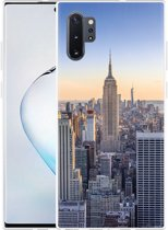Galaxy Note 10 Plus Hoesje Skyline NY
