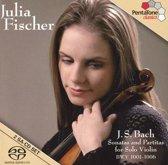 Sonatas & Partitas For Solo Violin Bwv 1001-1006
