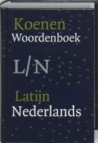 Koenen woordenboek Latijn - Nederlands