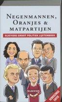 Elseviers Politieke Bibliotheek - Negenmannen, Oranjes & Matpartijen