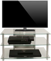 HIFI TV meubel kast Sindas helder glas
