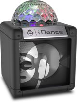 Bluetooth Party Cube iDance Nano CN-2 zwart