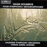 Holmboe: Four Symphonic Metamorphoses / Hughes, Aalborg SO