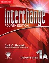 Interchange 1Astudent's book + self-study dvd-rom