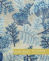 2019-2020 Planner Weekly and Monthly