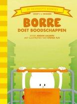 De Gestreepte Boekjes - Groep 3 december: Borre doet boodschappen