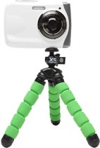 Xsories Mini Bendy Tripod - 15.5 cm - Groen